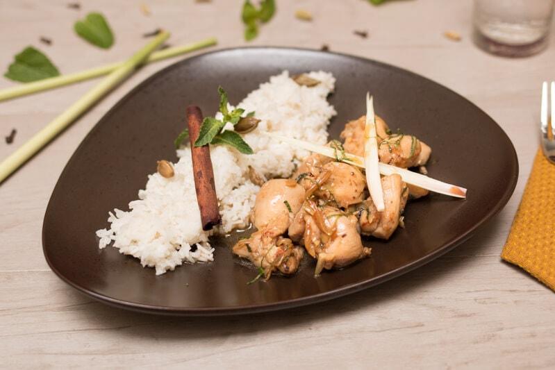 wok chicken