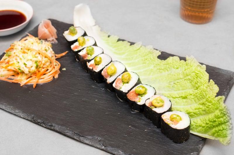 Rolls saumon