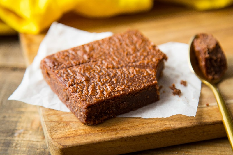 Brownie choco marron