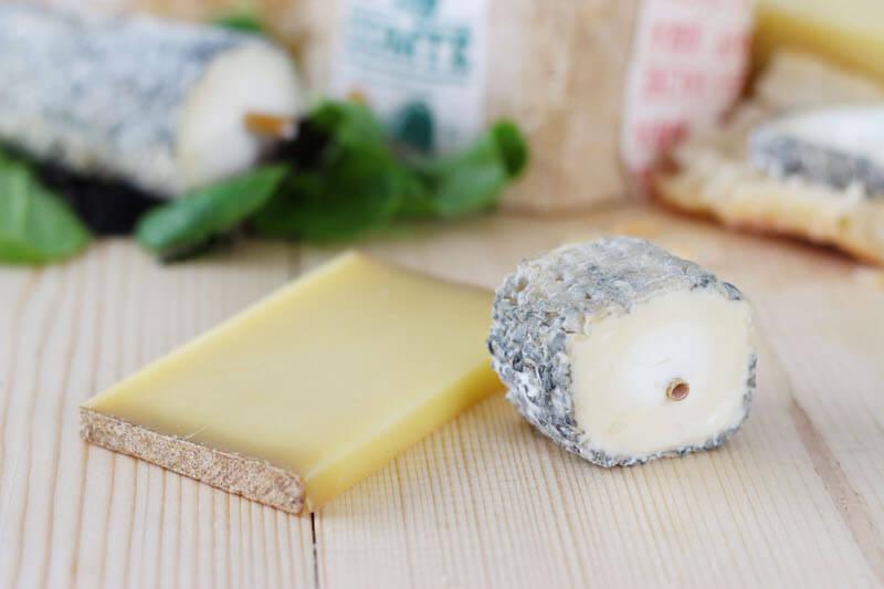 Duo fromages chèvre comte