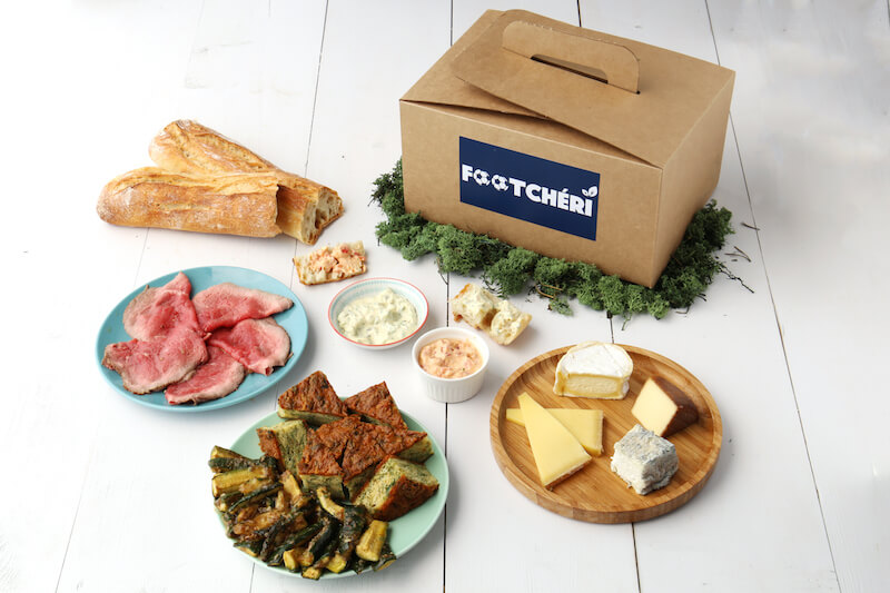 Footcheribox rosbif