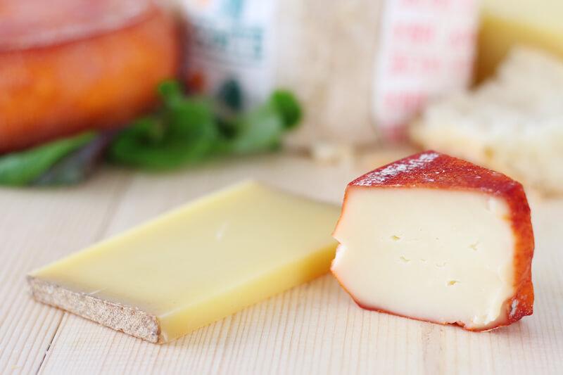 Duo fromages comté murol