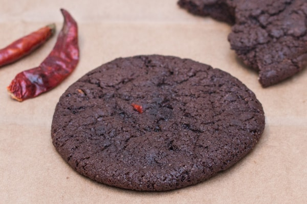 Cookie chocolat piment