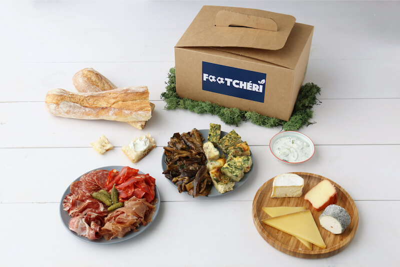 FoodChériBox charcuterie