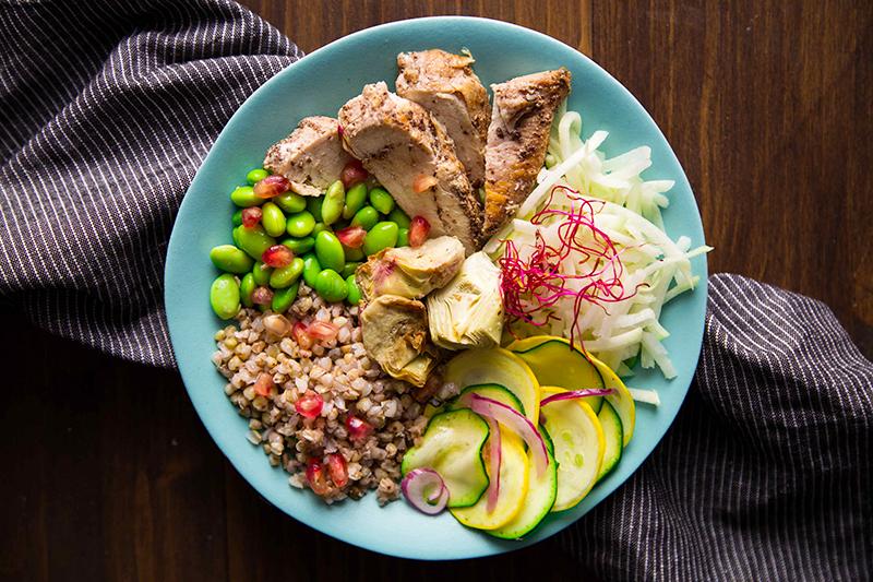Salade superfood